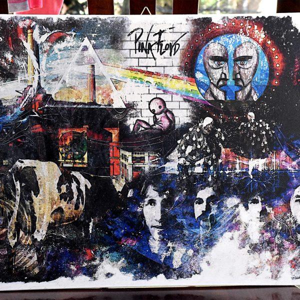 Pink Floyd – Album (versione unica)