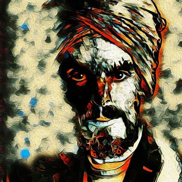 il Misterioso uomo con il turbante
